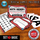 MATH READY Task Cards: Composing & Decomposing Numbers to 100,000 ~ BASIC SET 1