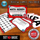 MATH READY Task Cards - Represent Numbers to 1,200 in Various Forms~BASIC SET 1