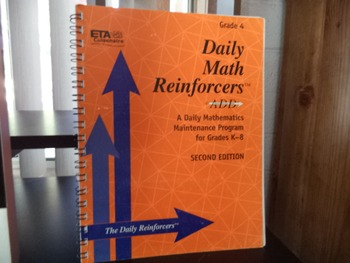 MATH REINFORCERS  ISBN 1-57162-947-5