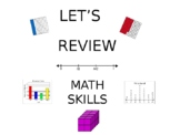 Math Test Prep 4th Grade Oklahoma Academic Standards (OAS) & Common Core