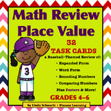 MATH REVIEW: PLACE VALUE TASK CARDS   • GRADES 4–6