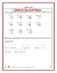 MATH RIDDLES - DECIMAL EDITION (Three Worksheets)