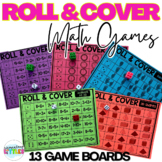 MATH ROLL AND COVER