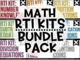 MATH RTI Kits: BUNDLE PACK