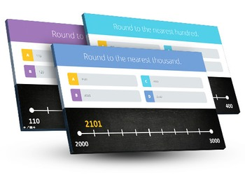 MATH: Rounding Numbers to the Nearest 10, 100, and 1000 Trivia [Quiz]