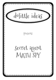 MATH SPY - addition to 10