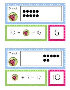 MATH STATIONS - Toad-ally In Love