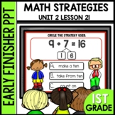 Early Finishers Activities | MATH STRATEGIES