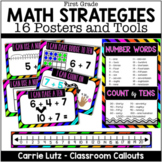 MATH STRATEGY POSTERS and Other Resources