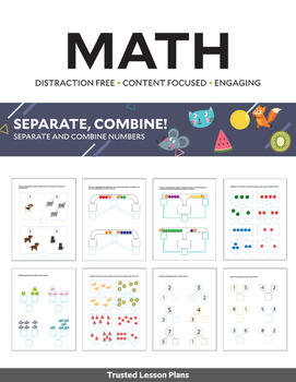 MATH - Separate and Combine, Number Bonds