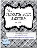 MATH Standards Based Grade Book MAFS  5th Grade