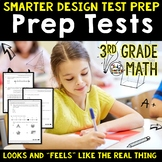 3rd grade Math Test Prep Practice Assessments