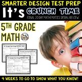 TEST PREP: 5th Grade Math