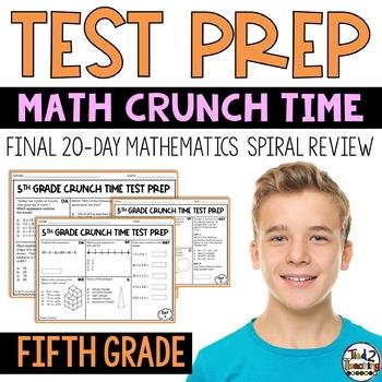 TEST PREP: 5th Grade Math