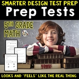 MATH TEST PREP: 5th Grade