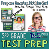 Math Test Prep 3rd Grade Bundle