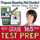Math Test Prep: 4th Grade Bundle