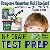 Math Test Prep Bundle for 5th Grade