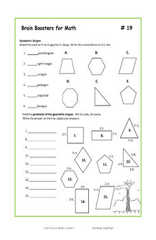 MATH TEST PREP BUNDLE ... Grade 3, 4, 5  ♦  Review  ♦  Mini-Lessons