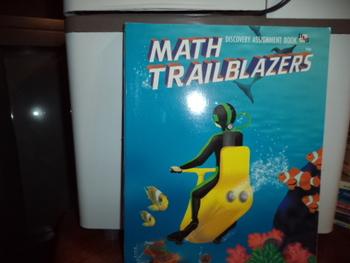 MATH TRAILBLAZERS  ISBN30-7872-0773-X