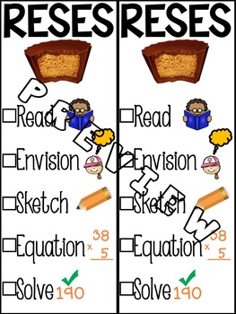 MATH WORD PROBLEMS STRATEGY
