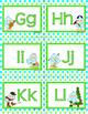 MATH WORD WALL: Blue & Green Decor, CCSS Math, Math Vocabulary