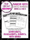 MATH | Whole Number Unit | Place Value & Base Ten | Assess