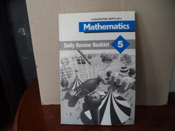 MATHEMATICS   ISBN 0-395-53112-8