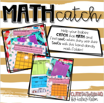 MATH-catch!! Math Tools Folder