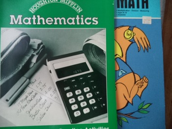 MATHEMATICS   DRILL IT MATH WORKBOOK      SET OF 2
