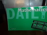 DAILY MATHEMATICS     ISBN 0-8123-7595-5