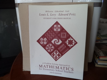 MATHEMATICS - SCHOOL TEACHERS     ISBN0-201-52778-2