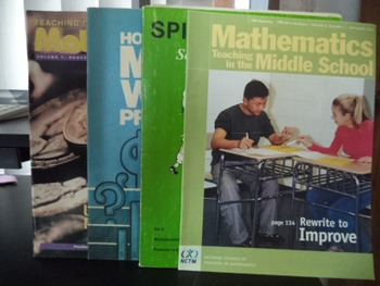 MATHEMATICS      (set of 4 workbooks)