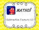 MATHO! (Uno) Card Game - Subtraction Facts 0 to 20