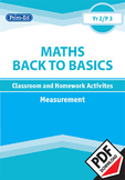 MATHS BACK TO BASICS: MEASUREMENT UNIT (Year 1/P2, Age 7-8)