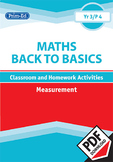 MATHS BACK TO BASICS: MEASUREMENT UNIT (Year 3/P4, Age 8-9)