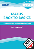 MATHS BACK TO BASICS: MEASUREMENT UNIT (Year 4/P5, Age 9-10)