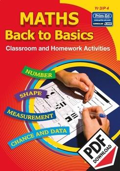 MATHS BACK TO BASICS: YR3/P4 EBOOK