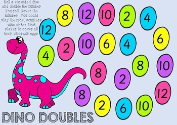 MATHS GAMES- NUMBERS TO 20