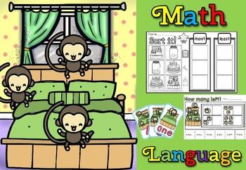 MATHS LANGUAGE SKILLS SET 1(50% off for 48 hours)