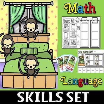 MATHS LANGUAGE SKILLS SET 1