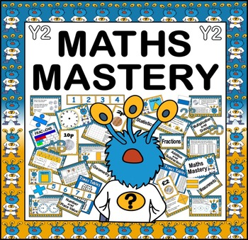 MATHS MASTERY TEACHING RESOURCES FOR YEAR 2 KS1 NUMERACY CAPTAIN CONJECTURE