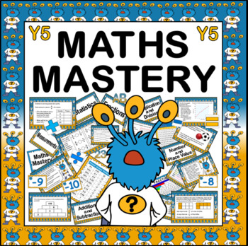 MATHS MASTERY YEAR 5 TEACHING RESOURCES KS1 NUMERACY CAPTAIN CONJECTURE