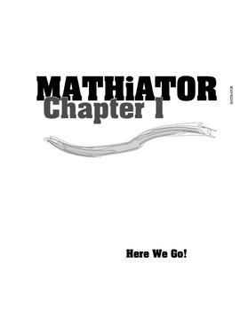 MATHiATOR - Level 1
