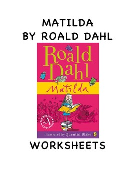 Matilda Full Book Pdf