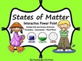 MATTER / CHANGES SCIENCE UNIT ~ GRADES 2 - 4