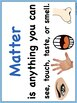 MATTER Posters for Primary Grades