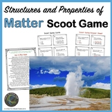 MATTER: Structure and Properties SCOOT GAME!