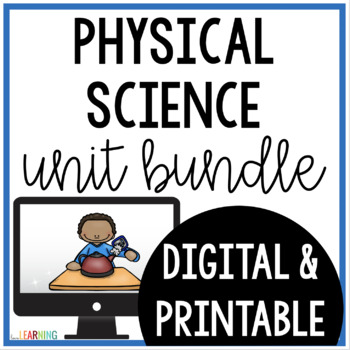 Physical Science Unit: Matter, Mixtures, and Changes