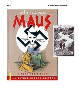 MAUS I: A Survivor's Tale -  Common Core Unit